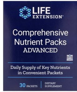 Comprehensive Nutrient Packs Advanced – 30 packets (EAN 737870249832) all products on buy tester UKTSG bodybuilding supplements