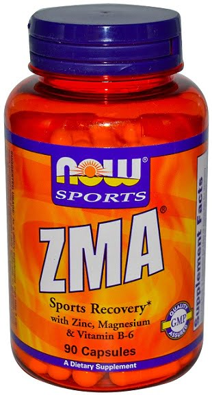 ZMA – Sports Recovery – 90 caps Natural Testosterone Support UKTSG bodybuilding supplements