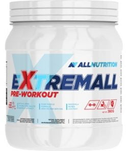 Extremall Pre-Workout, Cherry – 360 grams Pre & Post Workout UKTSG bodybuilding supplements