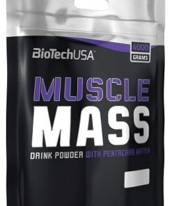 Muscle Mass, Chocolate (EAN 5999076223206) – 4000 grams Weight Gainers & Carbs UKTSG bodybuilding supplements