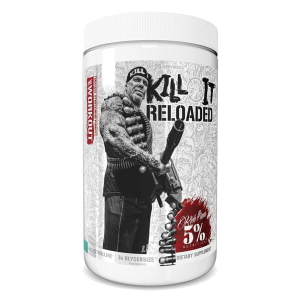 Kill It Reloaded – Legendary Series, Fruit Punch – 500 grams all products on buy tester UKTSG bodybuilding supplements