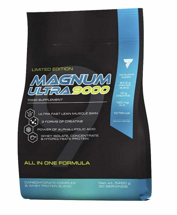 Magnum Ultra 9000, Chocolate – 5450 grams Weight Gainers & Carbs UKTSG bodybuilding supplements