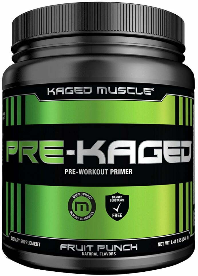 Pre-Kaged, Berry Blast – 604 grams Nitric Oxide Boosters UKTSG bodybuilding supplements