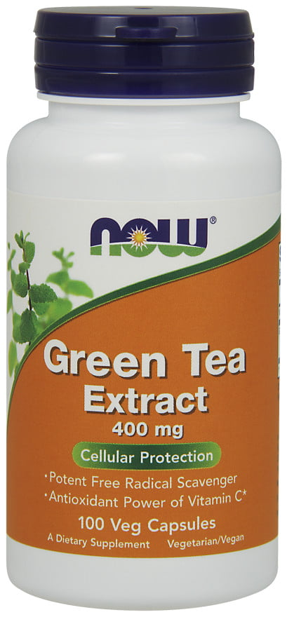 Green Tea Extract, 400mg – 100 vcaps Health and Wellbeing UKTSG bodybuilding supplements