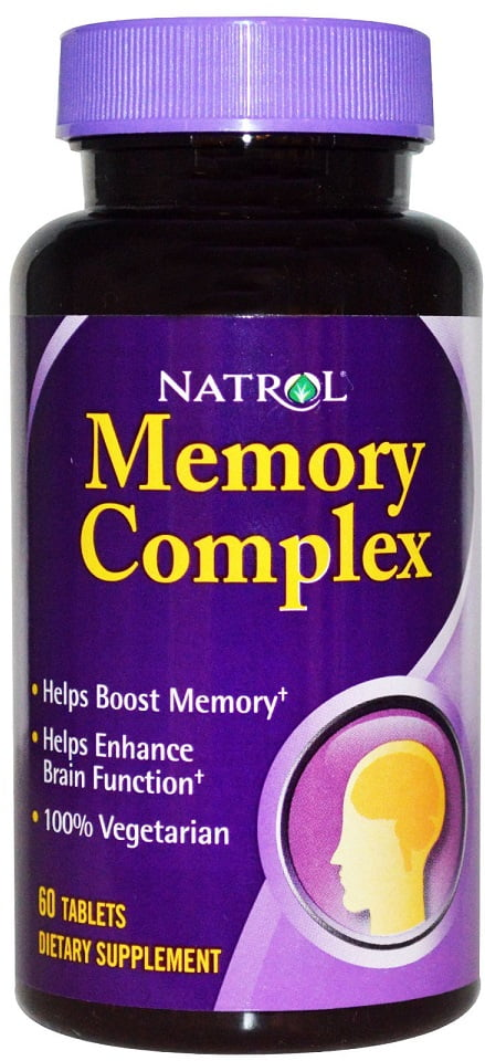 Memory Complex – 60 tablets Health and Wellbeing UKTSG bodybuilding supplements