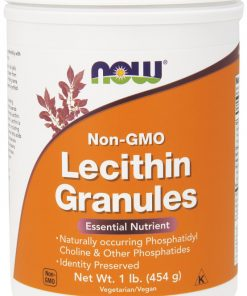 Lecithin Granules Non-GMO – 454 grams Health and Wellbeing UKTSG bodybuilding supplements