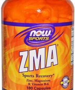 ZMA – Sports Recovery – 180 caps Natural Testosterone Support UKTSG bodybuilding supplements