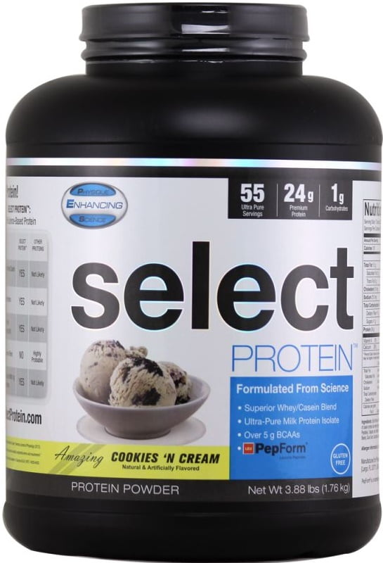 Select Protein, Frosted Chocolate Cupcake – 1840 grams Stacks & Kits UKTSG bodybuilding supplements