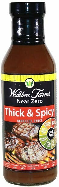Barbecue Sauce, Thick & Spicy – 340 grams Health Foods UKTSG bodybuilding supplements