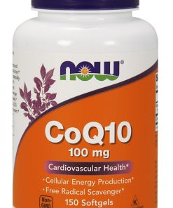 CoQ10, 100mg – 150 softgels Health and Wellbeing UKTSG bodybuilding supplements
