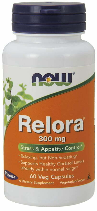 Relora, 300mg – 60 vcaps Slimming and Weight Management UKTSG bodybuilding supplements