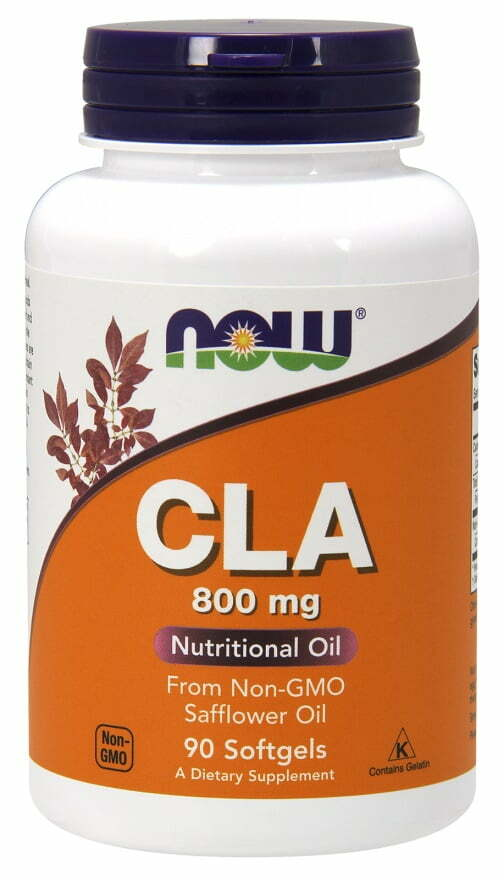 CLA, 800mg – 90 softgels Slimming and Weight Management UKTSG bodybuilding supplements
