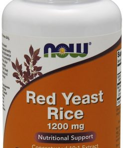 Red Yeast Rice Concentrated 10:1 Extract, 1200mg – 60 tablets Health and Wellbeing UKTSG bodybuilding supplements