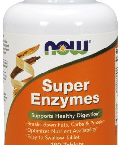 Super Enzymes – 180 tablets Health and Wellbeing UKTSG bodybuilding supplements