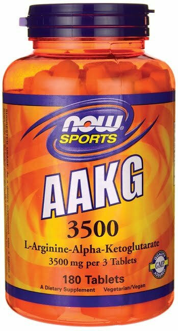 AAKG, 3500mg (Tabs) – 180 tablets Amino Acids and BCAAs UKTSG bodybuilding supplements