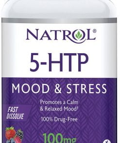 5-HTP Fast Dissolve 100mg – 30 tablets Health and Wellbeing UKTSG bodybuilding supplements