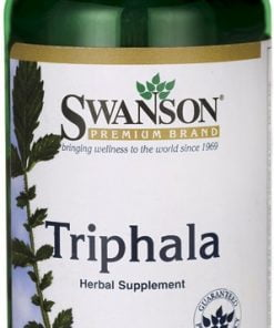 Triphala, 500mg – 100 caps Health and Wellbeing UKTSG bodybuilding supplements