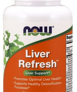Liver Refresh – 90 vcaps Health and Wellbeing UKTSG bodybuilding supplements