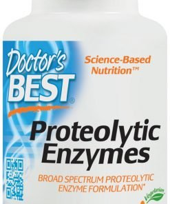 Proteolytic Enzymes – 90 vcaps Health and Wellbeing UKTSG bodybuilding supplements