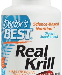 Real Krill, 350mg – 60 softgels Health and Wellbeing UKTSG bodybuilding supplements