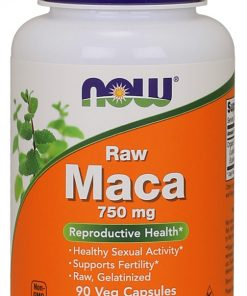 Maca 6:1 Concentrate, 750mg RAW – 90 vcaps Sexual Health UKTSG bodybuilding supplements