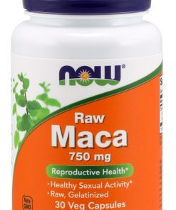 Maca 6:1 Concentrate, 750mg RAW – 30 vcaps Sexual Health UKTSG bodybuilding supplements