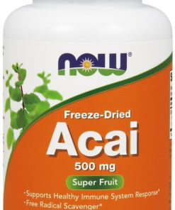 Acai, 500mg – 100 vcaps Health and Wellbeing UKTSG bodybuilding supplements