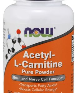Acetyl-L-Carnitine, Pure Powder – 85 grams Amino Acids and BCAAs UKTSG bodybuilding supplements