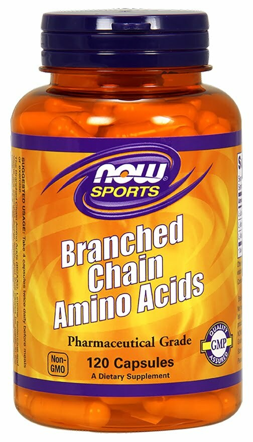 BCAA – Branched Chain Amino Acids – 120 caps Amino Acids and BCAAs UKTSG bodybuilding supplements