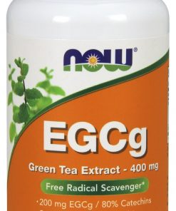 EGCg Green Tea Extract, 400mg – 90 vcaps Health and Wellbeing UKTSG bodybuilding supplements