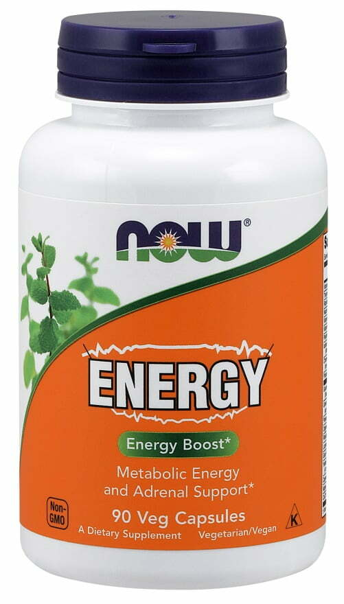 Energy – 90 vcaps Slimming and Weight Management UKTSG bodybuilding supplements