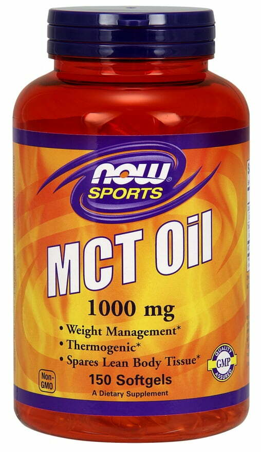 MCT Oil, 1000mg – 150 softgels Slimming and Weight Management UKTSG bodybuilding supplements