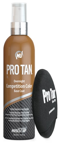 Overnight Competition Color Base Coat, (Spray With Applicator) – 250 ml. Stacks & Kits UKTSG bodybuilding supplements