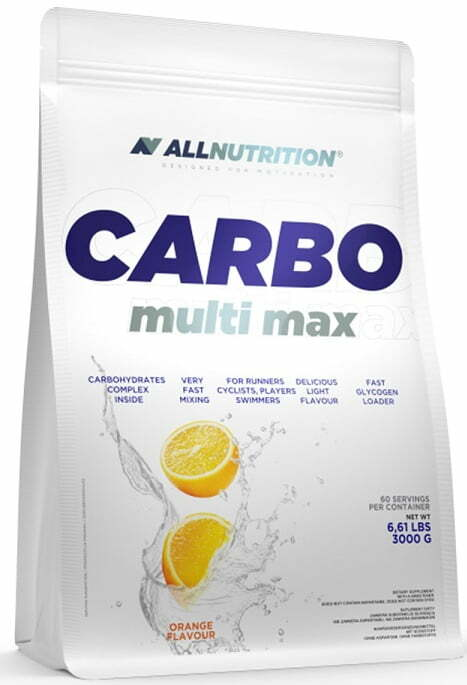 Carbo Multi Max, Lemon – 3000 grams Weight Gainers & Carbs UKTSG bodybuilding supplements