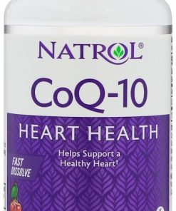 CoQ-10 Fast Dissolve 100mg – 30 tablets Health and Wellbeing UKTSG bodybuilding supplements