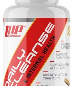 Daily Cleanse – 120 caps Slimming and Weight Management UKTSG bodybuilding supplements