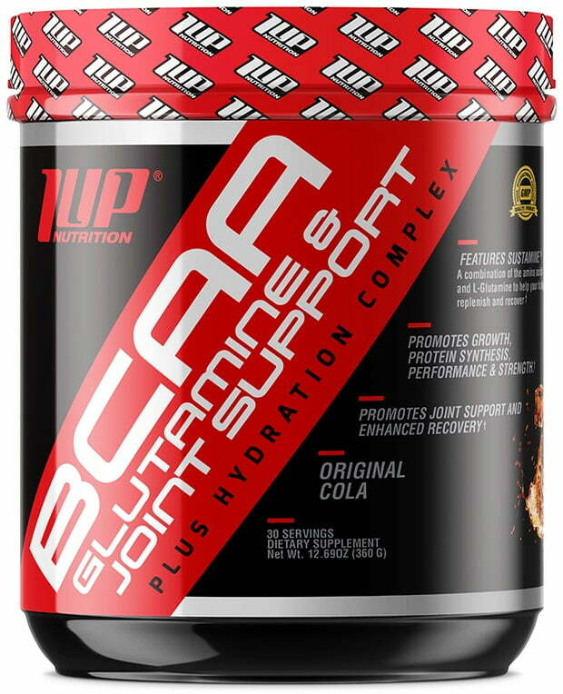 His BCAA/EAA Glutamine & Joint Support Plus Hydration Complex, Guava Nectarine – 360 grams Amino Acids and BCAAs UKTSG bodybuilding supplements