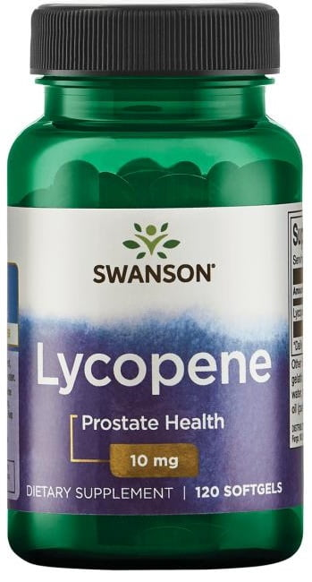 Lycopene, 10mg – 120 softgels Health and Wellbeing UKTSG bodybuilding supplements