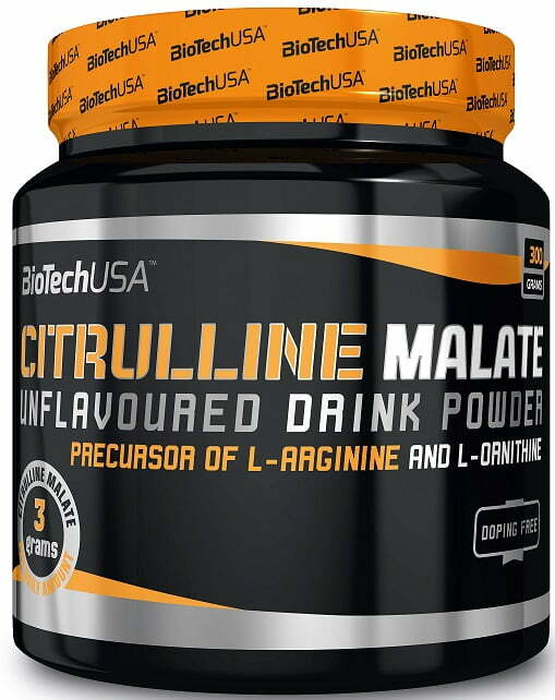 Citrulline Malate, Unflavoured – 300 grams Nitric Oxide Boosters UKTSG bodybuilding supplements