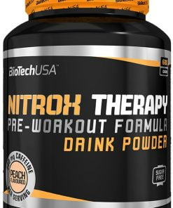 Nitrox Therapy, Tropical Fruit – 680 grams Nitric Oxide Boosters UKTSG bodybuilding supplements