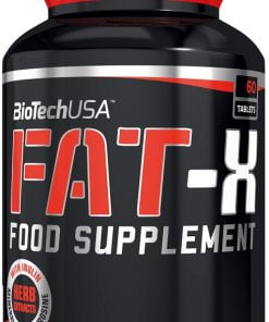 FAT-X – 60 tablets Slimming and Weight Management UKTSG bodybuilding supplements