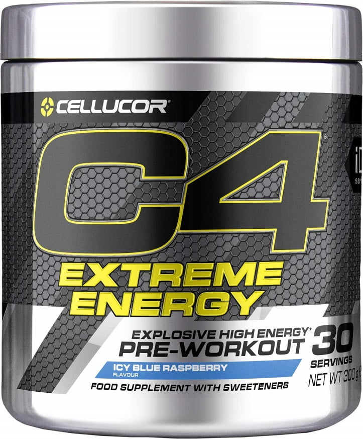 C4 Extreme Energy, Fruit Punch – 300 grams Nitric Oxide Boosters UKTSG bodybuilding supplements