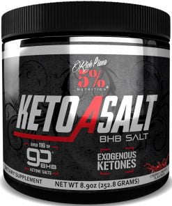 Keto aSALT with goBHB Salts, Cherry Limeade – 252 grams Slimming and Weight Management UKTSG bodybuilding supplements