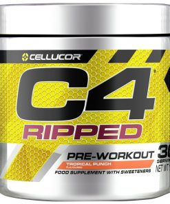 C4 Ripped, Tropical Punch – 165 grams Stacks & Kits UKTSG bodybuilding supplements