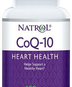 CoQ-10, 100mg – 45 softgels Health and Wellbeing UKTSG bodybuilding supplements