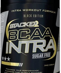 BCAA Intra, Tropical Fruit – 342 grams Amino Acids and BCAAs UKTSG bodybuilding supplements