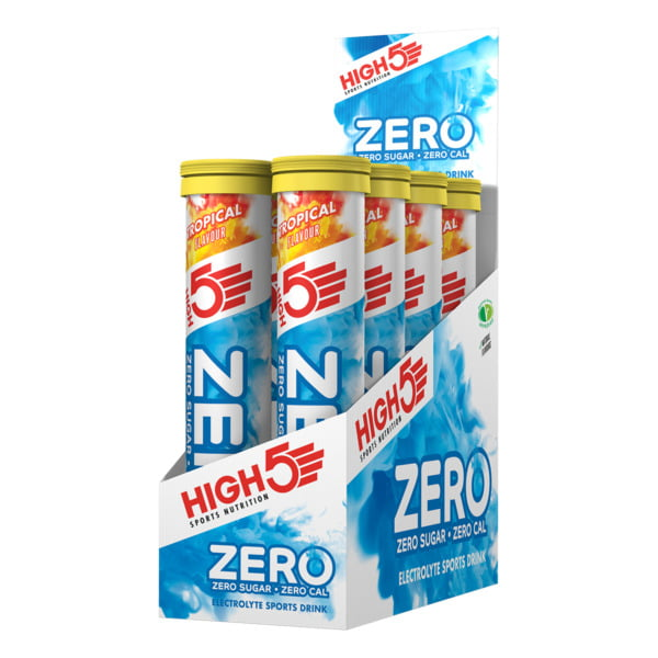 ZERO, Tropical – 8 x 20 tabs Post Cycle Recovery UKTSG bodybuilding supplements