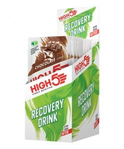 Recovery Drink, Chocolate – 9 x 60g Pre & Post Workout UKTSG bodybuilding supplements