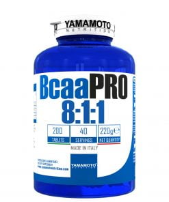 BCAA PRO 8:1:1 Kyowa Quality – 200 tablets Amino Acids and BCAAs UKTSG bodybuilding supplements