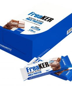 FreaKER, Almonds with White Chocolate Coating – 20 x 50g Health Foods UKTSG bodybuilding supplements